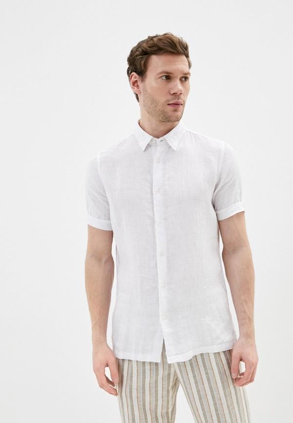 мужская рубашка primo emporio, белая