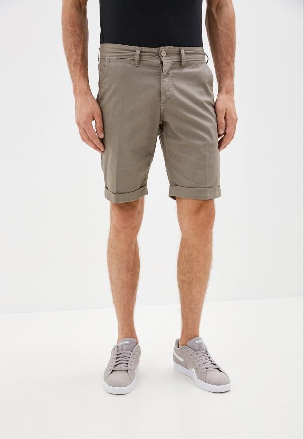 мужские повседневные шорты primo emporio, бежевые