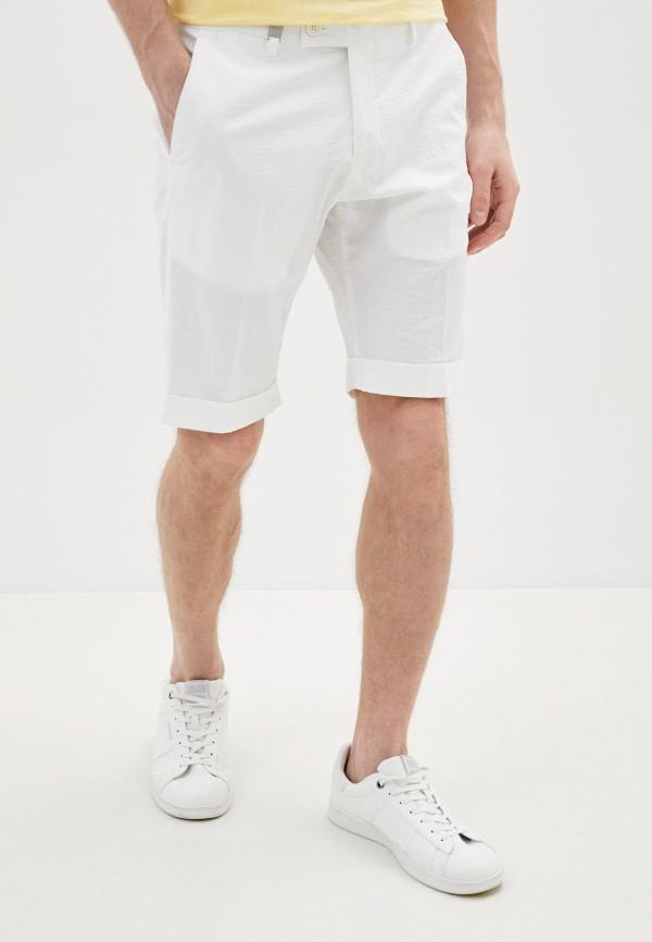 мужские повседневные шорты primo emporio, белые