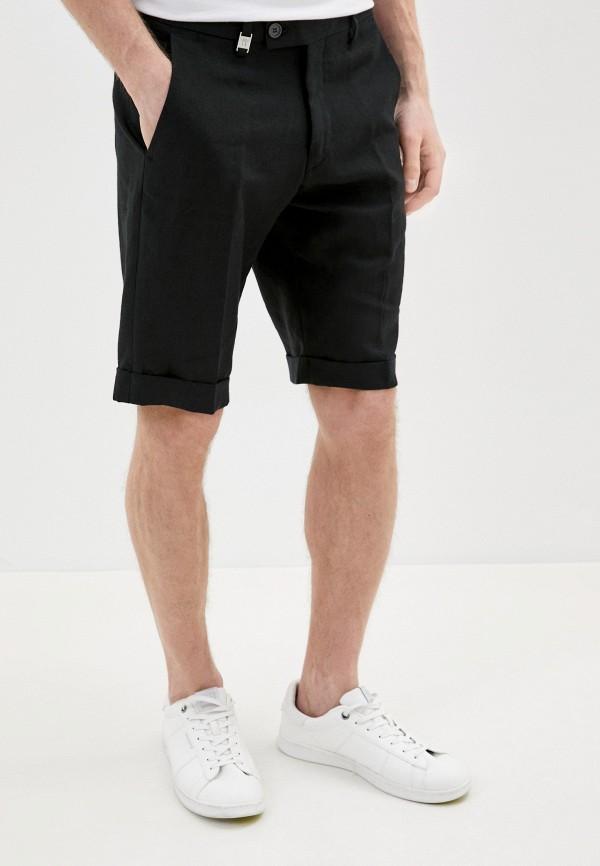 мужские повседневные шорты primo emporio, черные