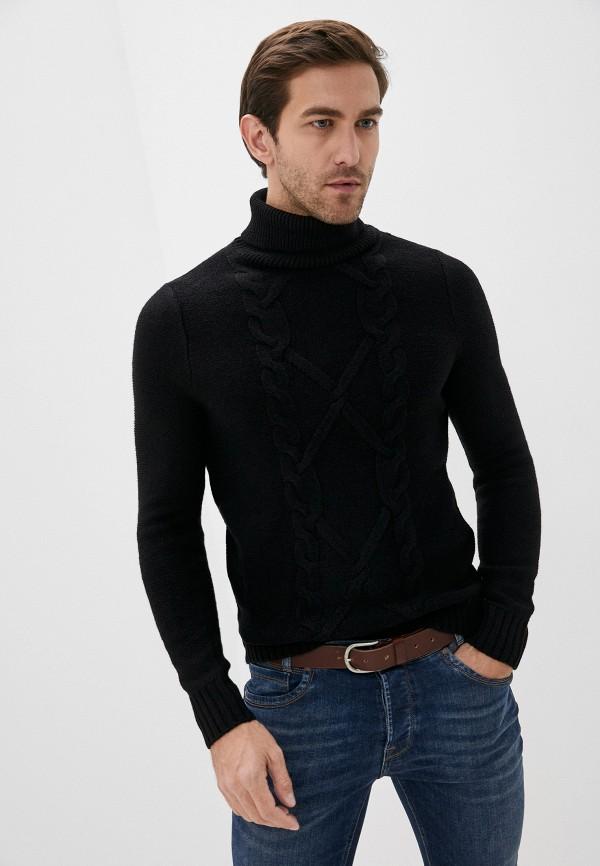 мужской свитер primo emporio, черный