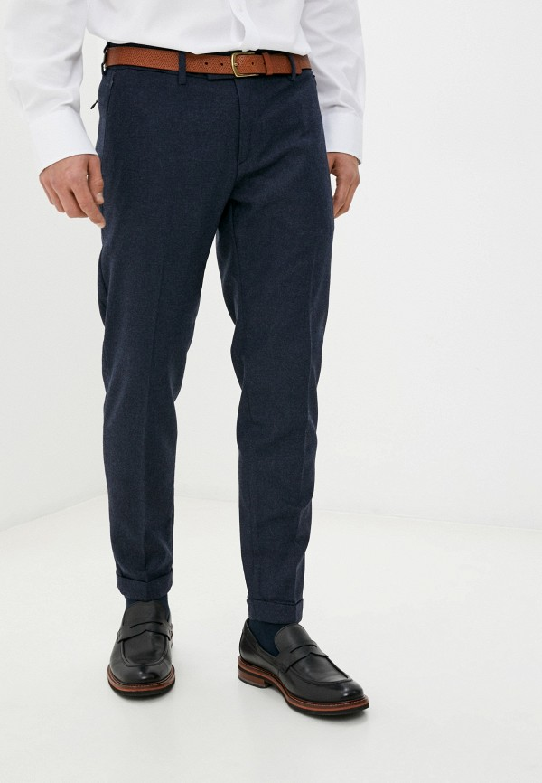 мужские повседневные брюки primo emporio, синие