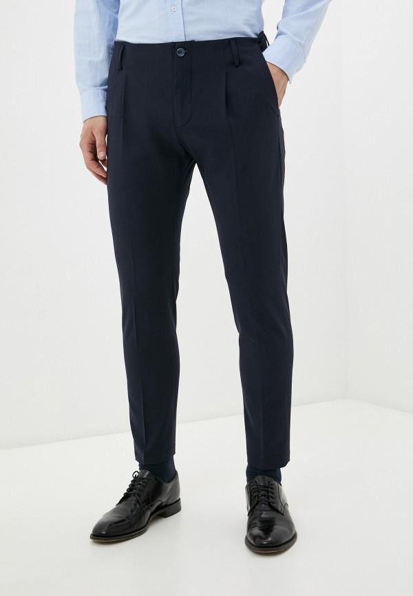 мужские классические брюки primo emporio, синие