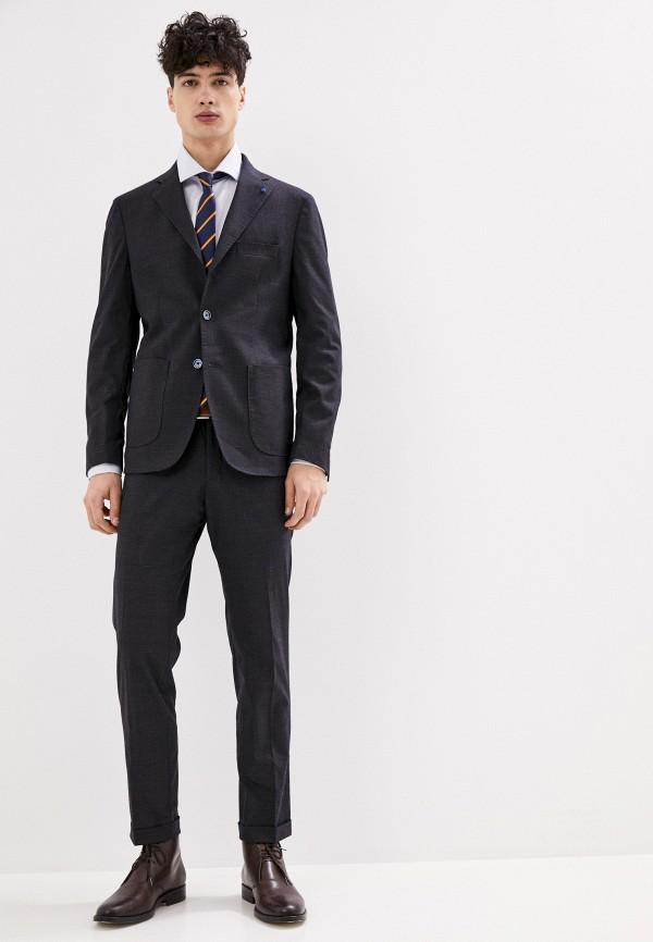 мужской костюм primo emporio, черный
