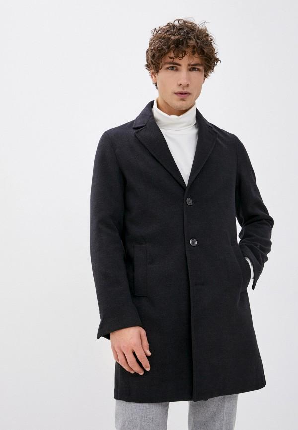 мужское пальто primo emporio, черное