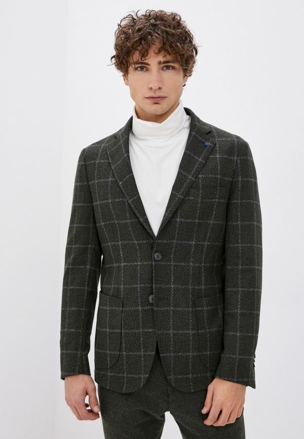 мужской пиджак primo emporio, хаки