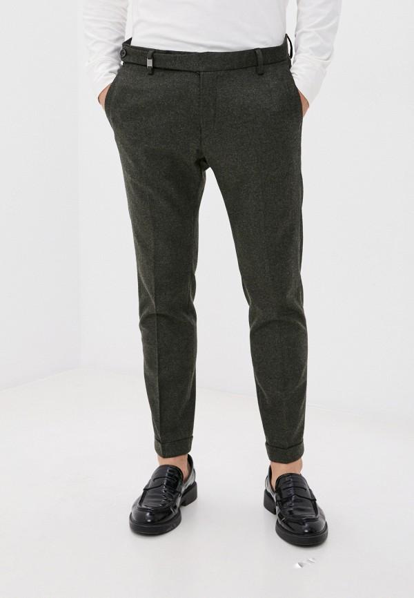 мужские повседневные брюки primo emporio, хаки