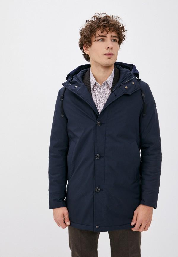 мужская куртка primo emporio, синяя