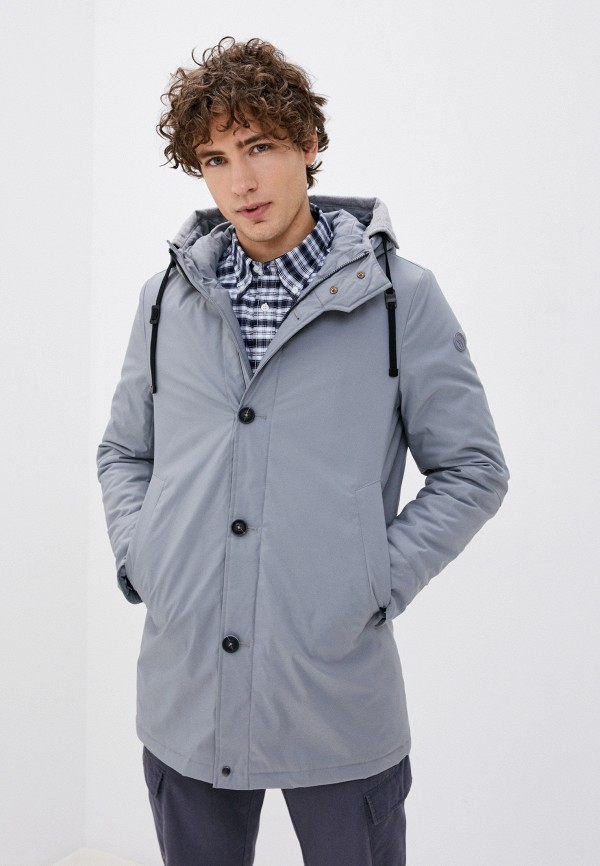 мужская куртка primo emporio, серая