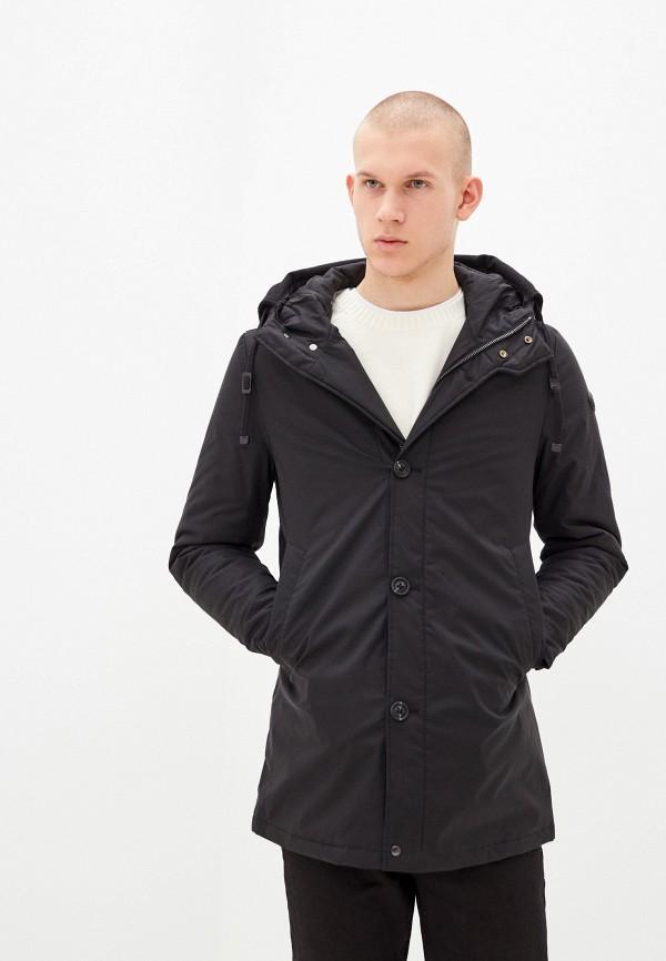 мужская куртка primo emporio, черная