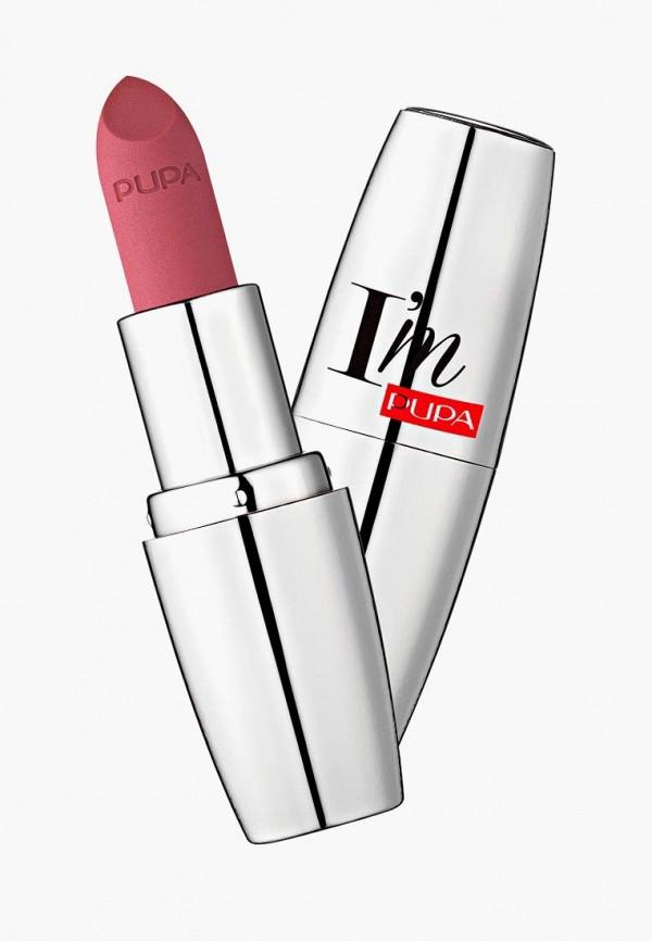 Помада Pupa Pupa PU006LWAVHR6 помада pupa i m lipstick 315 цвет 315 red magenta variant hex name b42342 вес 10 00