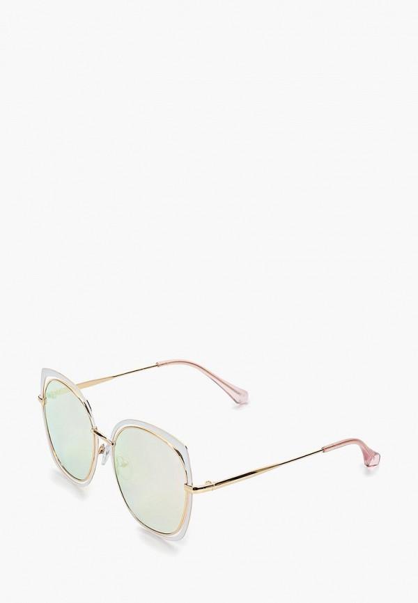 женские солнцезащитные очки pur pur, белые