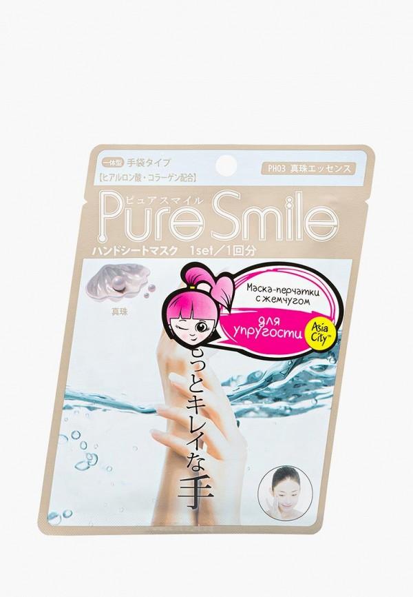 Маска для рук Pure Smile Pure Smile PU009LWVPH56 цена
