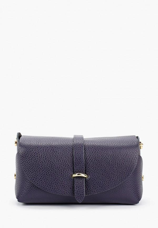 женская сумка pulicati, синяя