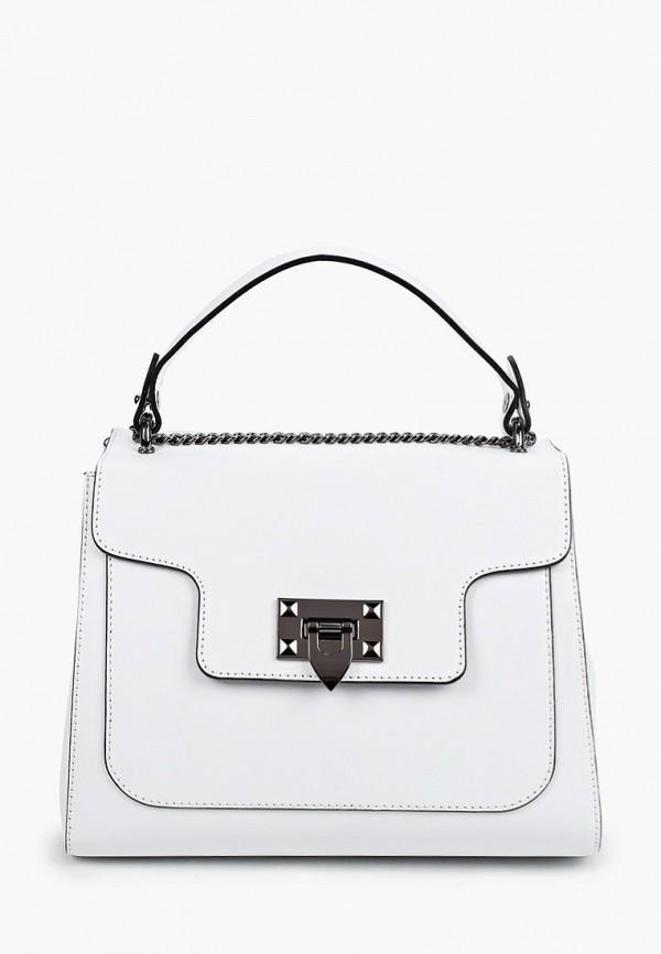 женская сумка pulicati, белая