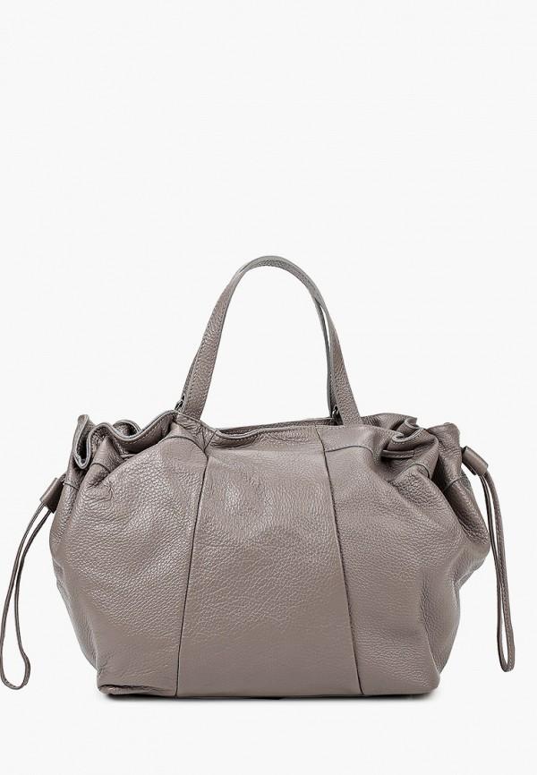 женская сумка pulicati, серая