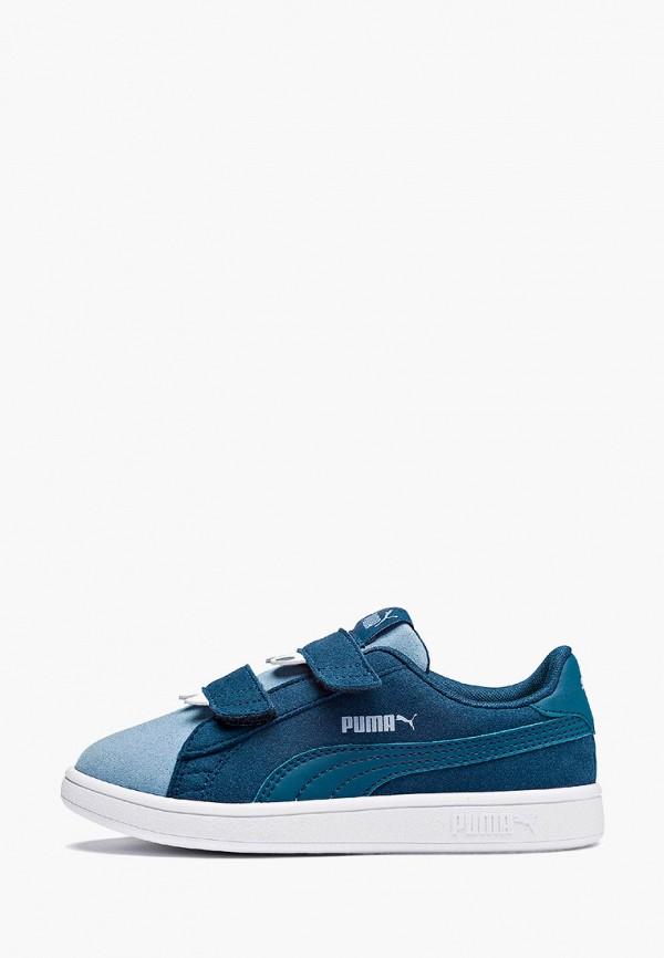 кеды puma для мальчика, синие