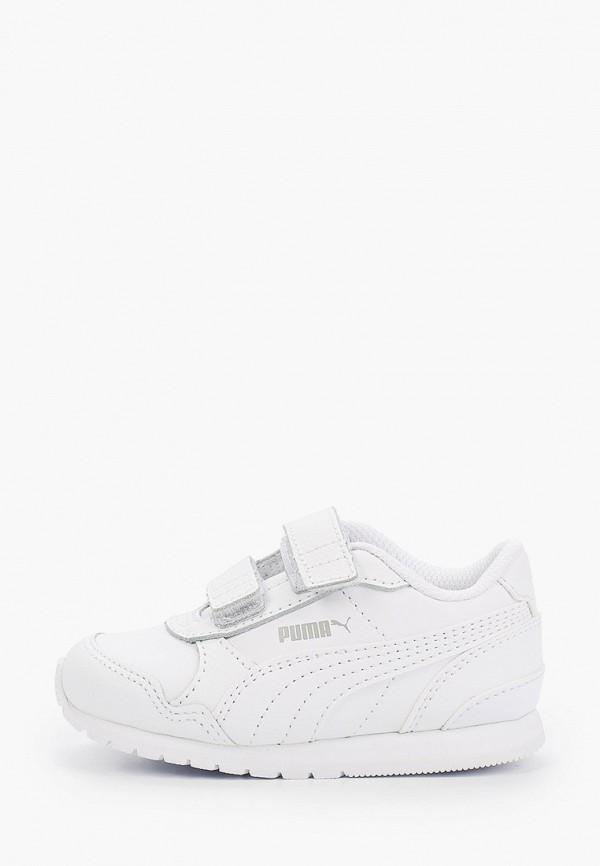 кроссовки puma малыши, белые