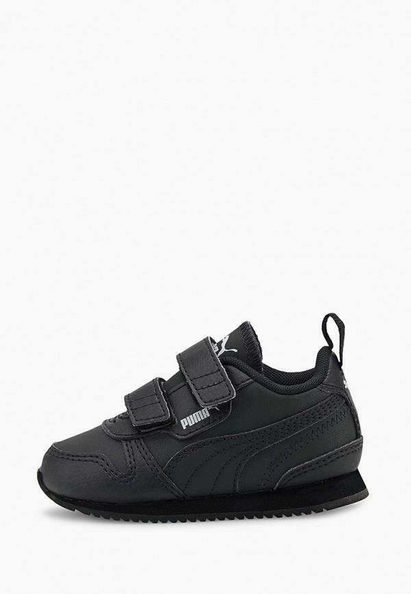 кроссовки puma малыши, черные