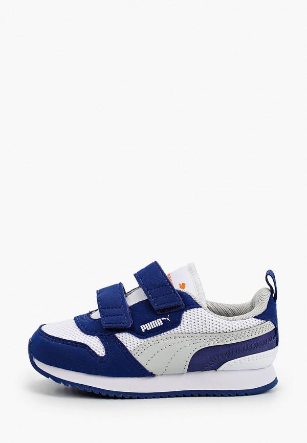 кроссовки puma малыши, синие