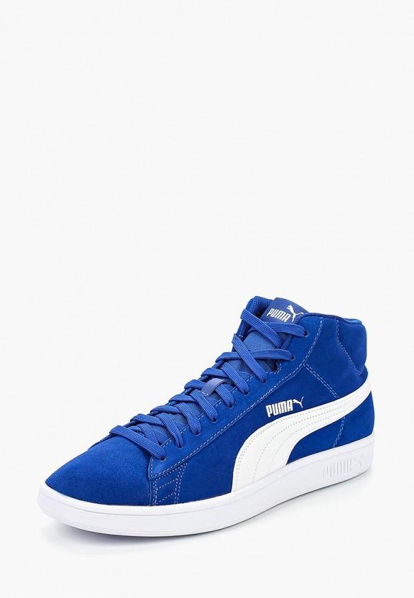 Кеды  синий цвета