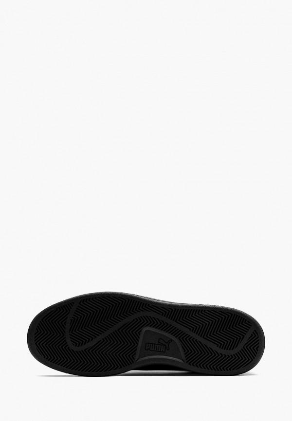 Фото 4 - Кеды PUMA черного цвета