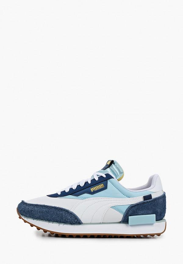 мужские низкие кроссовки puma, синие