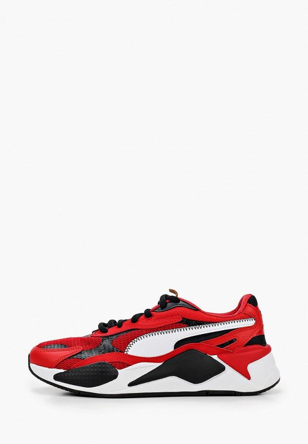 мужские кроссовки puma, красные