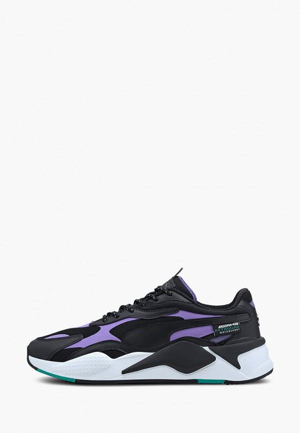 мужские низкие кроссовки puma, черные