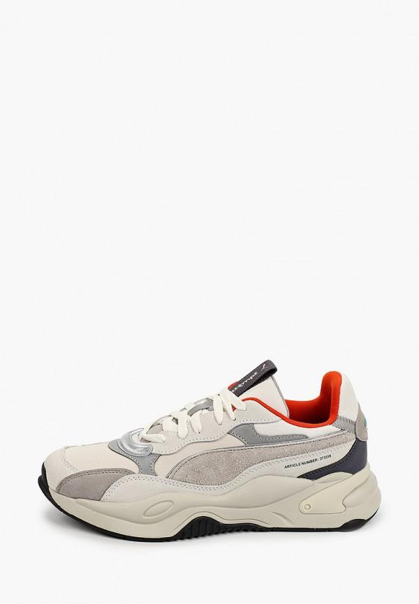 мужские кроссовки puma, бежевые