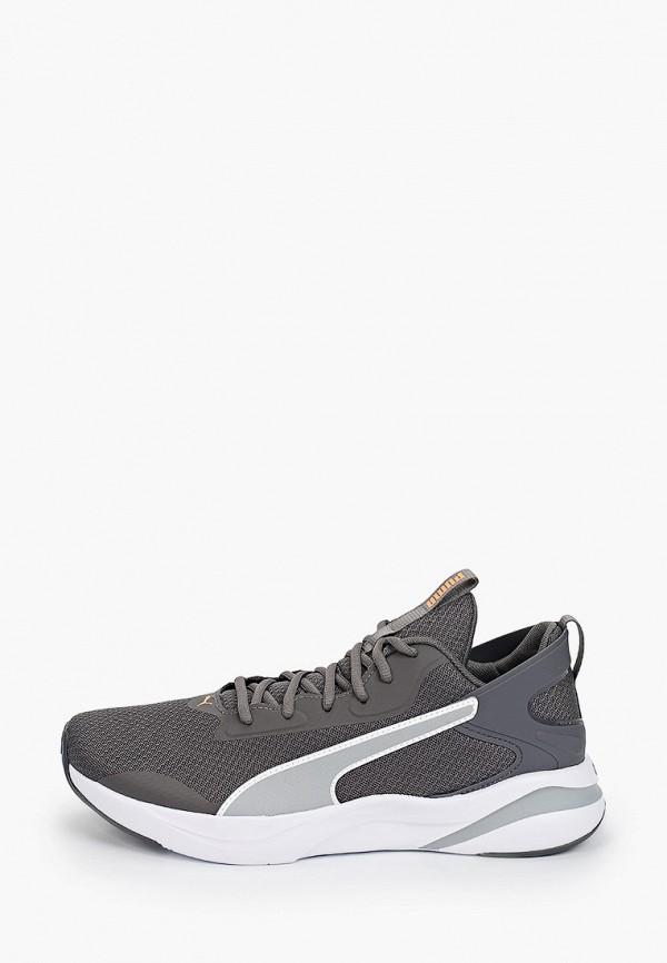 мужские кроссовки puma, серые