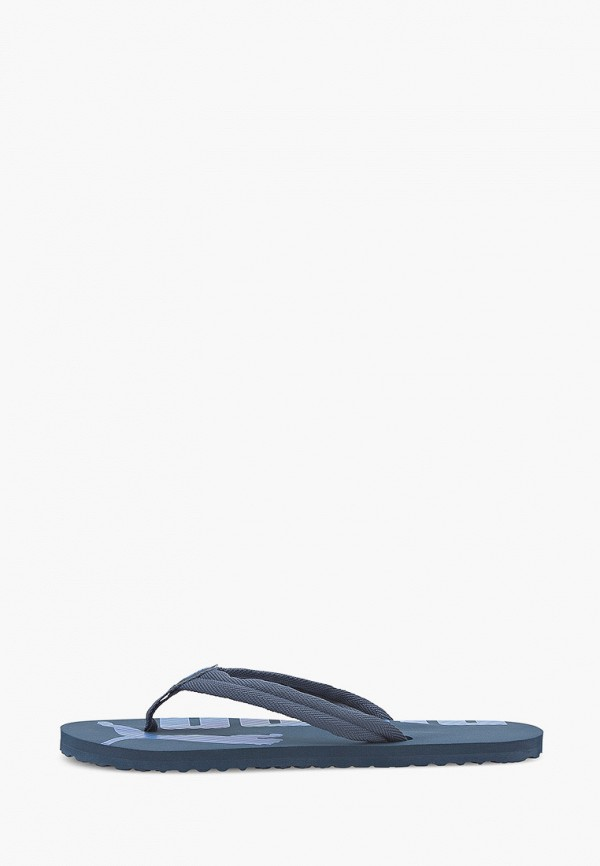 женские сланцы puma, синие