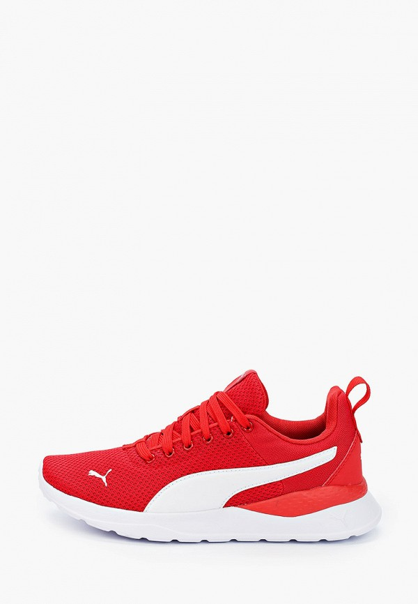 женские кроссовки puma, красные
