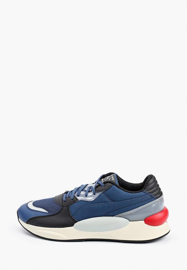 женские кроссовки puma, синие
