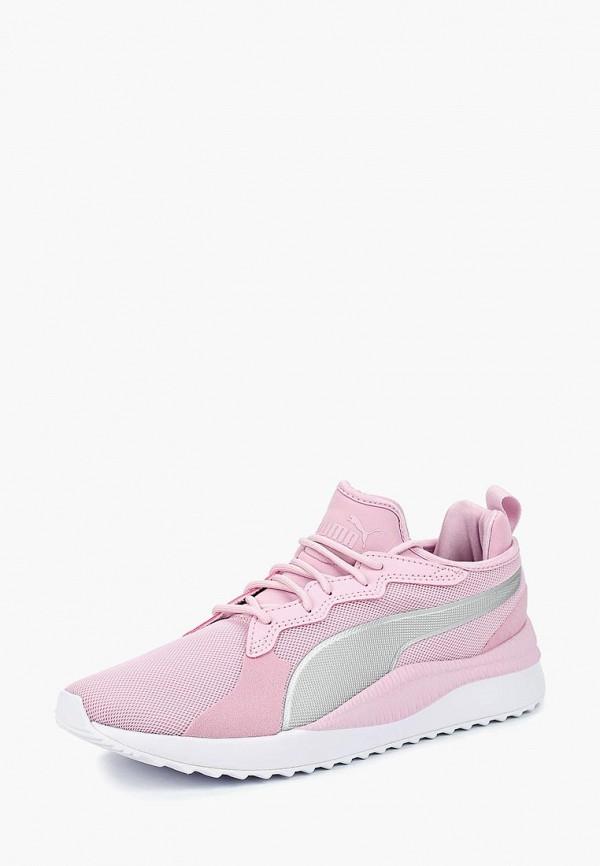 Купить Кроссовки PUMA, Pacer Next, PU053AWCJOV8, розовый, Осень-зима 2018/2019