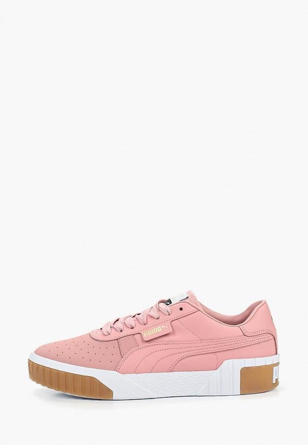Купить Кеды PUMA, Cali Exotic Wn's, pu053awdztk8, розовый, Весна-лето 2019