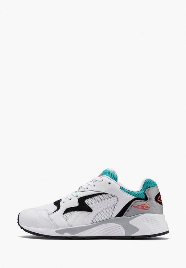 женские кроссовки puma, белые