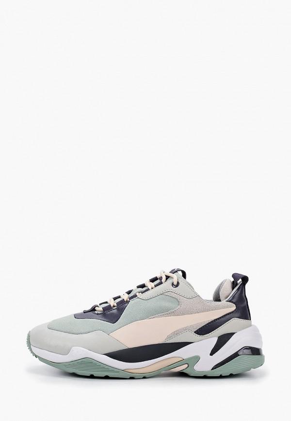 женские кроссовки puma, бирюзовые