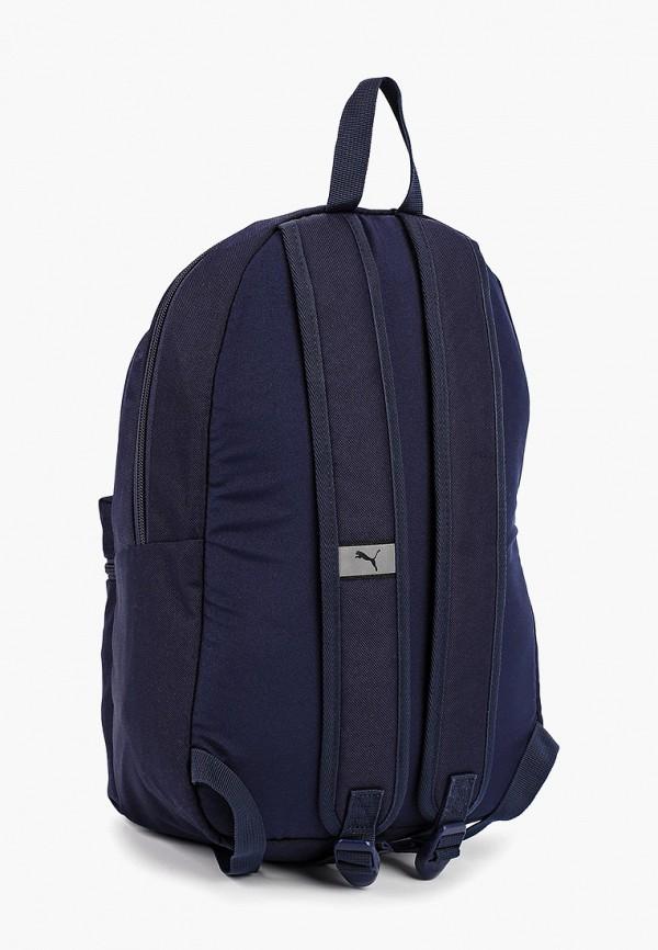 Фото 2 - Рюкзак PUMA синего цвета