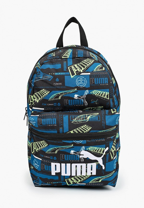 рюкзак puma для мальчика, синий