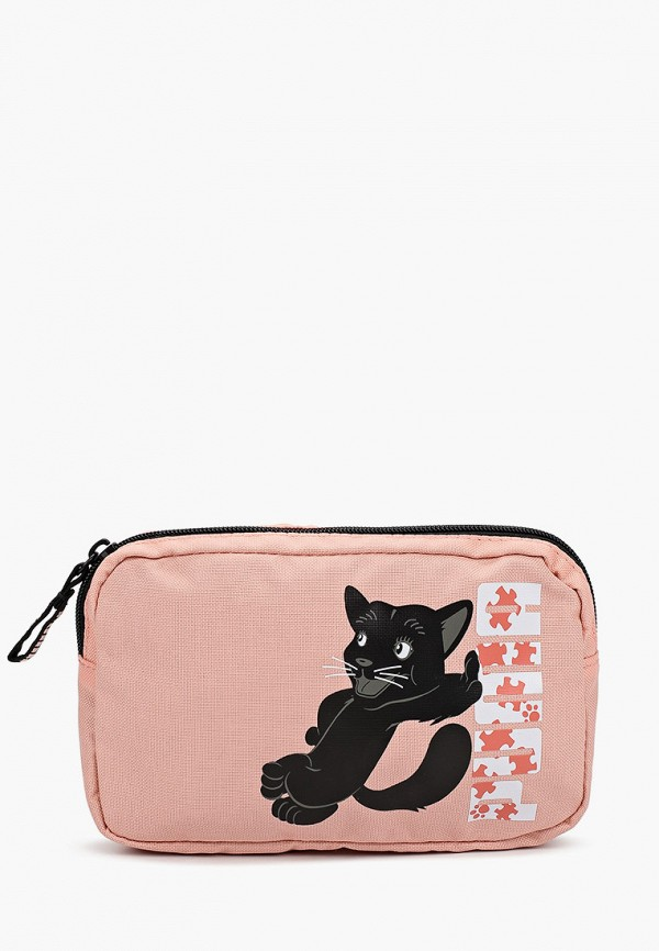 сумка puma для девочки, розовая