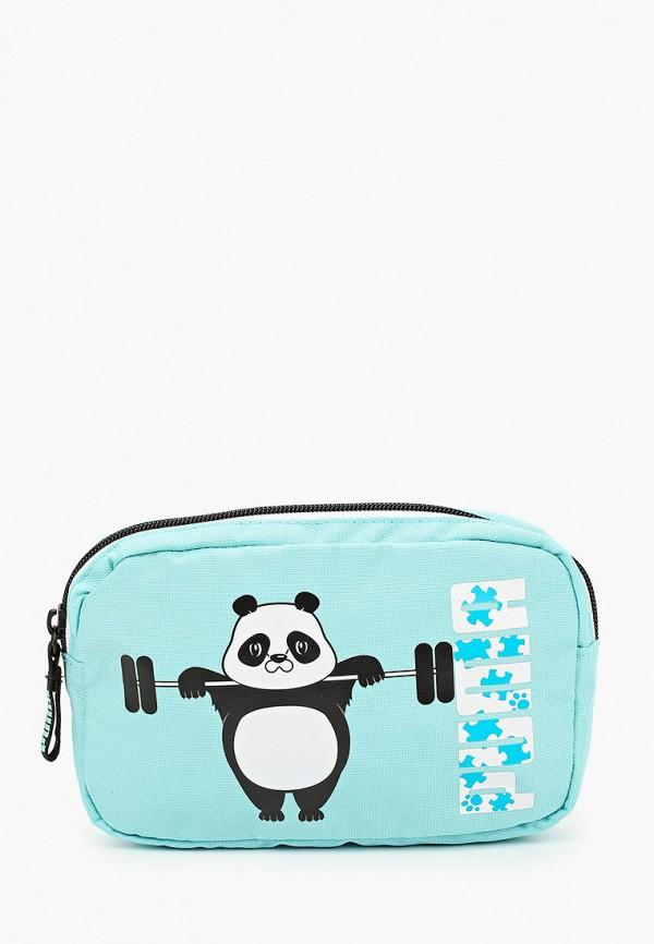 сумка puma малыши, голубая