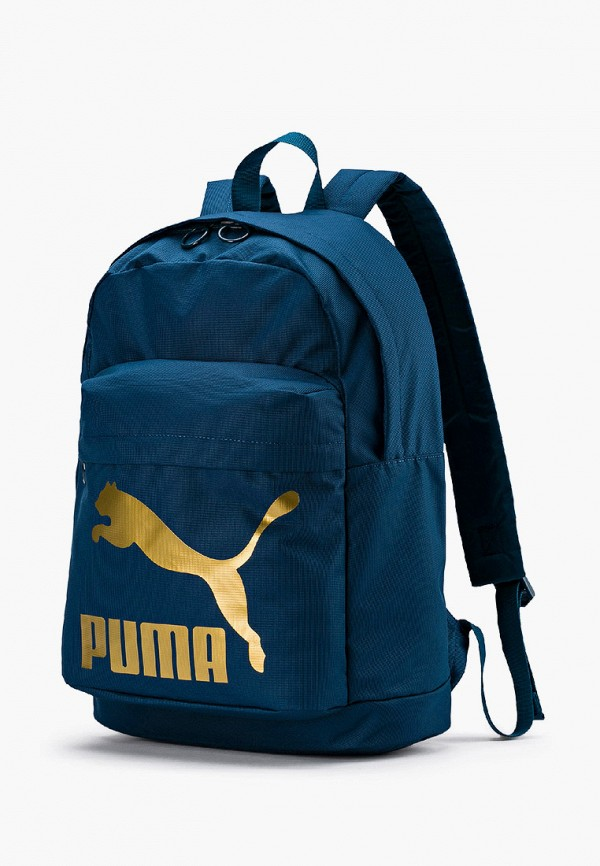 мужской рюкзак puma, синий