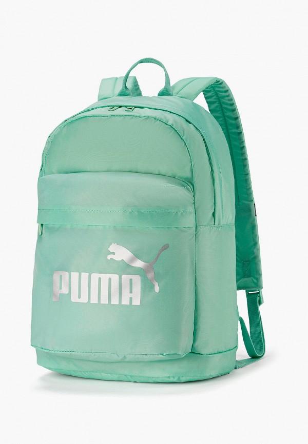 мужской рюкзак puma, зеленый