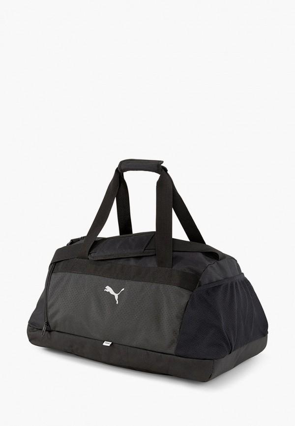 мужская спортивные сумка puma, черная