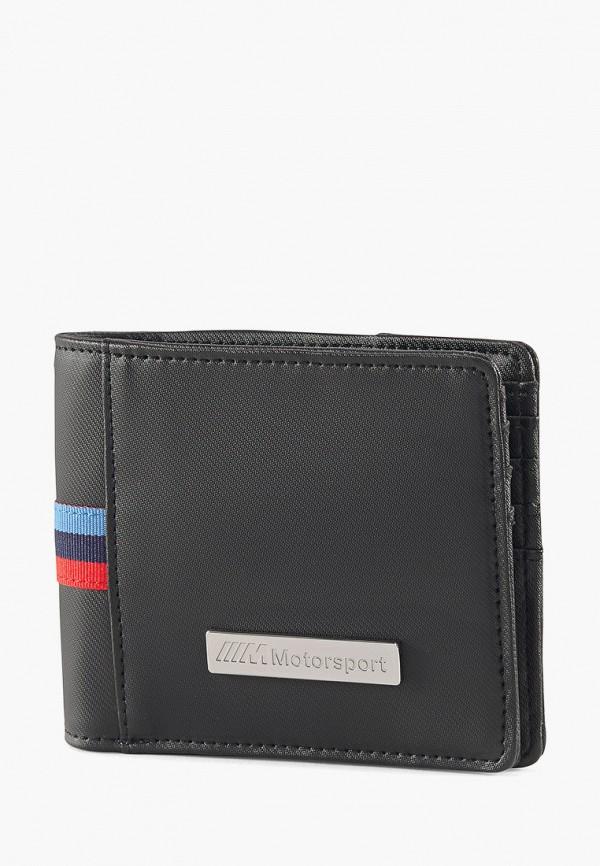 мужской кошелёк puma, черный