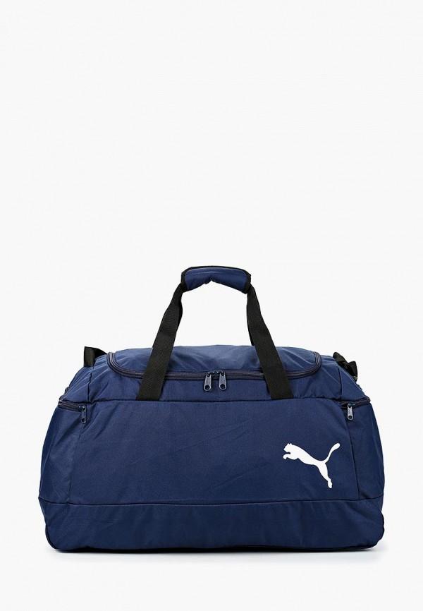 Купить Сумка спортивная PUMA, Pro Training II Medium Bag, pu053bucjhw8, синий, Осень-зима 2018/2019