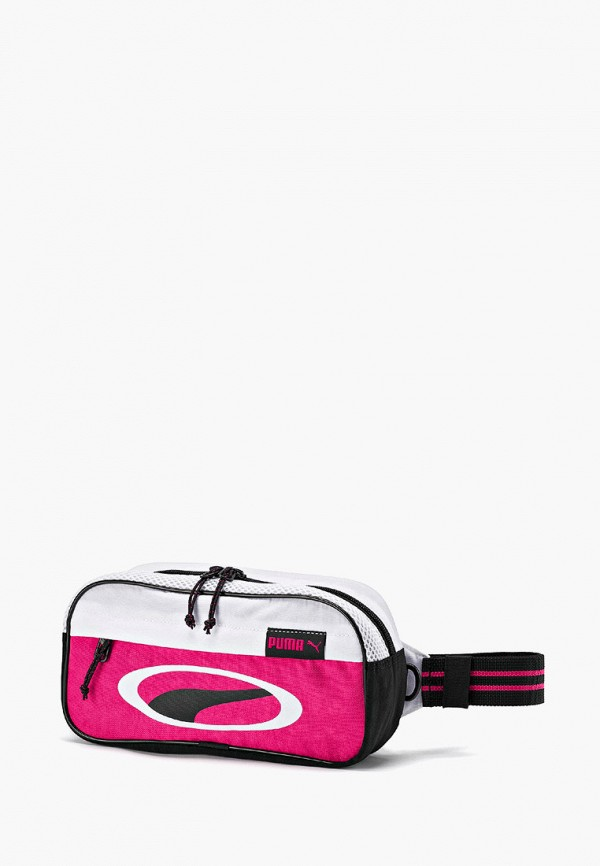 женская сумка puma, розовая