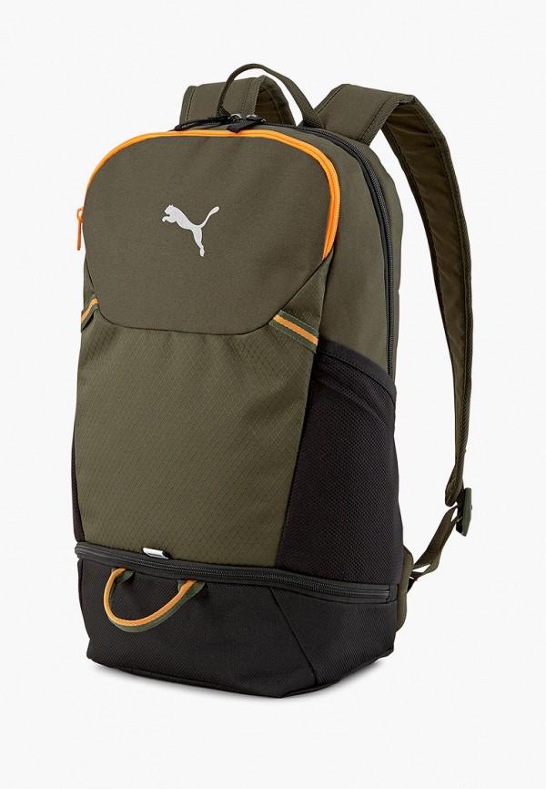 женский рюкзак puma, хаки