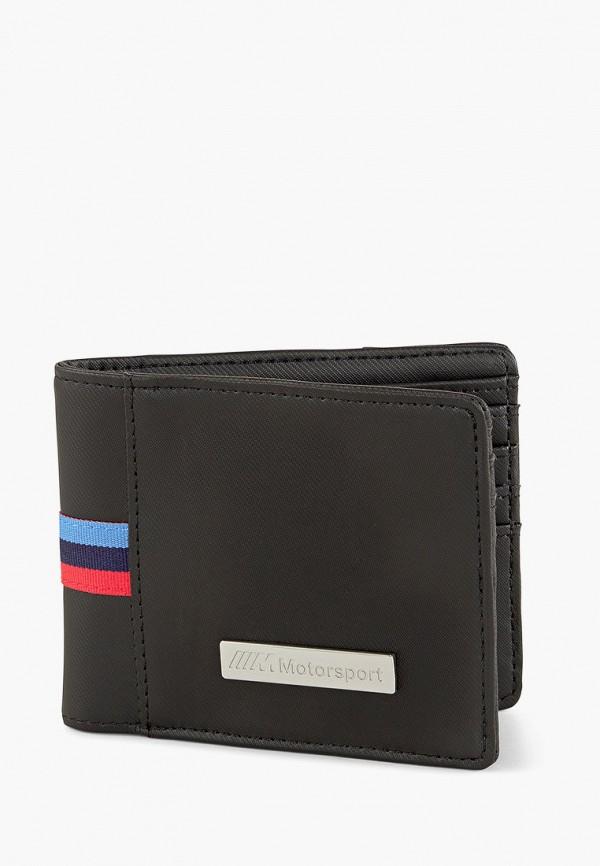 женский кошелёк puma, черный